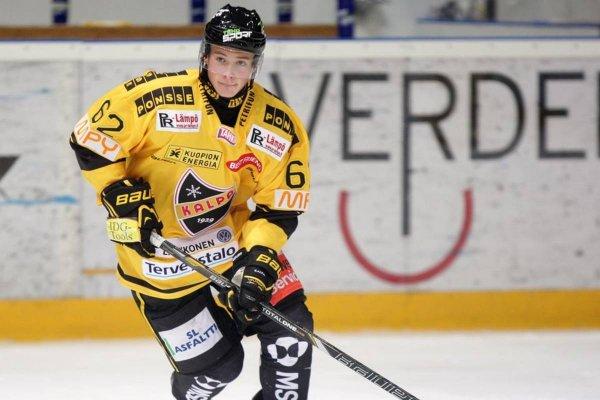 KalPa signent deux recrues de NHL — Finlande