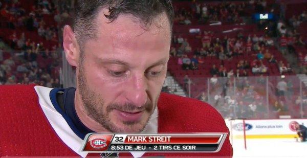 Mark Streit ne rejoindra pas Montréal en NHL — Hockey