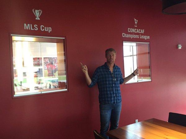 Le Toronto FC a remporté la MLS Cup face aux Seattle Sounders